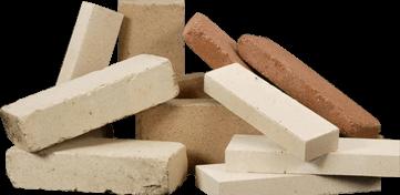 Siliceous-Fireclay-Bricks