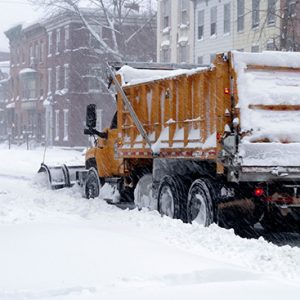 Deicing salt for roads winter maintenace